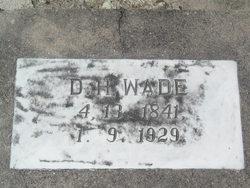 Daniel H Wade