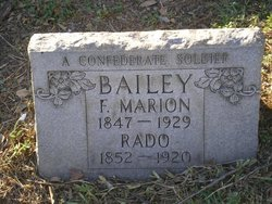 Francis Marion Bailey