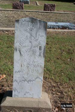 Stephen E. Landers