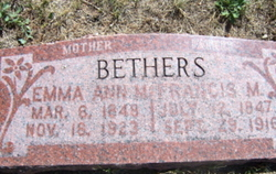Francis Marion Bethers, Sr