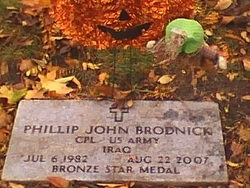 Corp Phillip John Brodnick