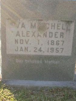 Eva <i>Mitchell</i> Alexander