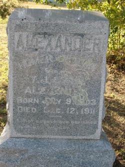 Homer Melton Alexander