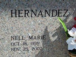 Nell Marie <i>Walters</i> Hernandez