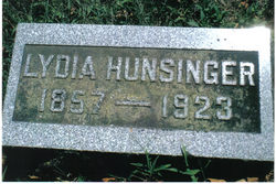 Lydia <i>Dice</i> Hunsinger