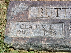 Gladys Lucille <i>Wells</i> Buttercase