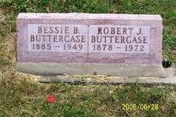 Bessie B. <i>Coslett</i> Buttercase