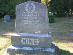 Mary Jane <i>Robinson</i> King