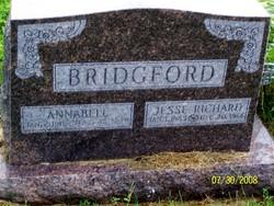 Annabell <i>Hawk</i> Bridgford
