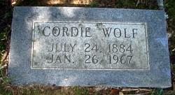 Cordie Wolf
