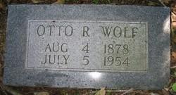 Otto Ralph Wolf