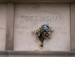 Flossie Fern <i>Stoops</i> Cottingham