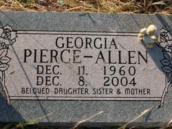 Georgia <i>Pierce</i> Allen