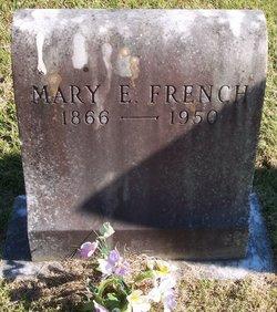 Mary Elizabeth <i>Bond</i> French