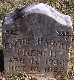 Clyde Harold French