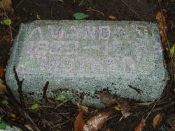 Amanda Caroline <i>Potts</i> Allen