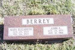John Alfonzo Fon Berrey