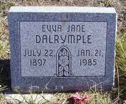 Evva Jane Dalrymple