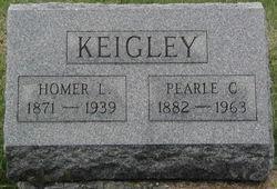 Homer Lawrence Keigley