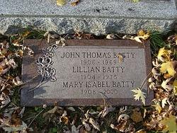 Lillian Batty