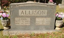 Essie Mae <i>Griffin</i> Allison