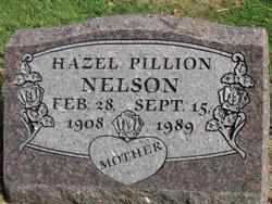 Hazel <i>Pillion</i> Nelson