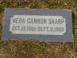 Vera Young <i>Croxall</i> Sharp