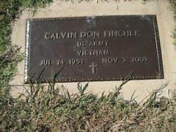 Calvin Don Fincher