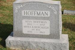 Myra B <i>Bercaugh</i> Hoffman