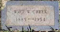Wirt Wallace Cheek