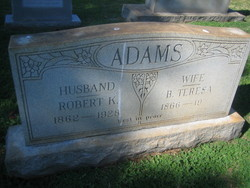 B. Teresa Adams