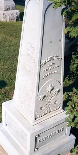 Samuel Worthington Anderson
