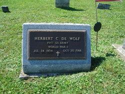 Herbert Charles DeWolf