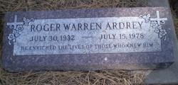 Roger Warren Ardrey