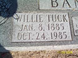 Willie Tuck Banks