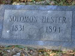Solomon Hester