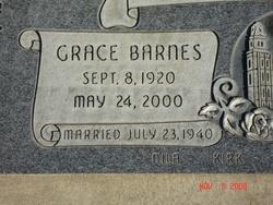 Grace <i>Barnes</i> Norwood