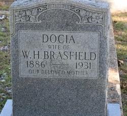 Docia Lula <i>Ausborn</i> Brasfield