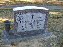 Frances Ann Fran <i>Carmon</i> Murphy