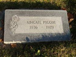 Abigail Ann Abbie Piggott
