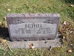 Loucinda Annabelle <i>Lingerfelt</i> Bethel