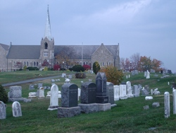 Mountain Christian Church Cemetery