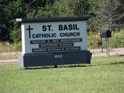 Saint Basil Catholic Church Cemetery