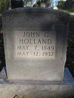 John Gilbert Holland