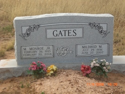 Melvin Monroe Gates, Jr