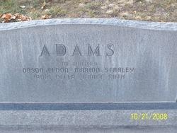 Claon <i>Coleman</i> Adams