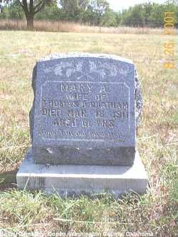 Mary A Chatham