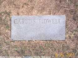 Carlos Tidwell