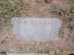 W P Trimble