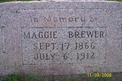 Margaret V Maggie <i>Looney</i> Brewer